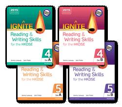 Ignite Reading & Writing Skills (Set A & Set B)