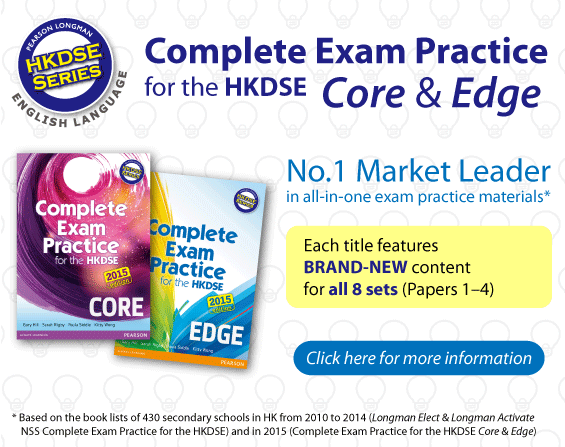 Complete Exam Practice for the HKDSE Core & Edge